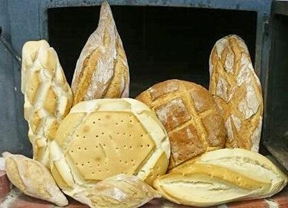 Variedad de pan